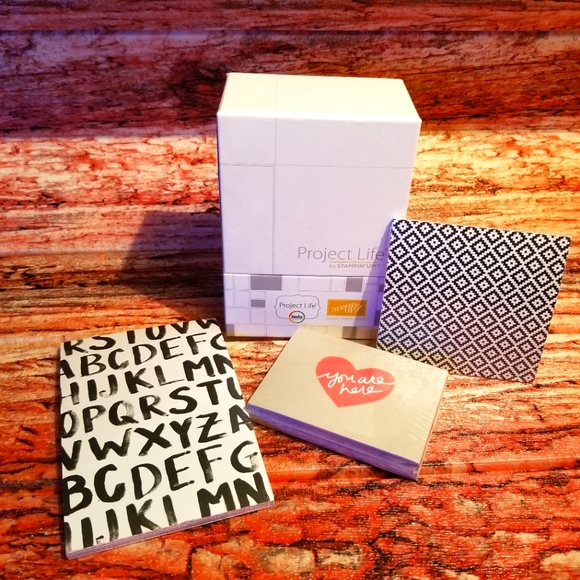 Stampin' Up! Project Life Kit